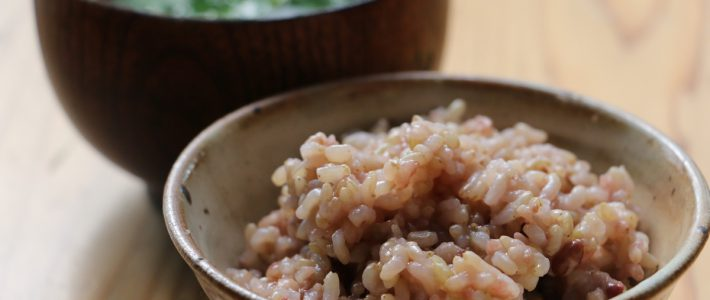 身体にやさしい雑穀玄米ご飯